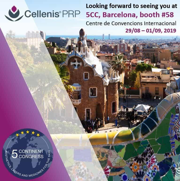5CC Aesthetics Conference – Barcelona, Spain – August 2019
