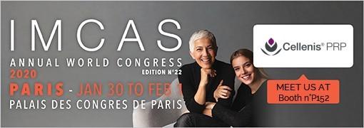 IMCAS World Congress 2020 January 30 – February 2 in Paris